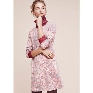 NEW Anthropologie Maeve Suma Sweater Dress size XL